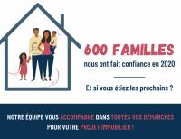 600 familles